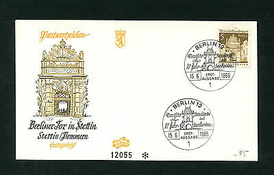 Berlin  Nr. 270 FDC   Berliner Tor in Stettin    (EB-13)