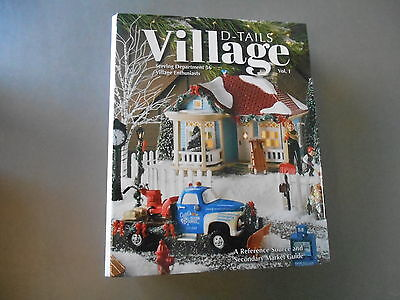 2016 Village D-Tails Secondary Market Guide Greenbook 4th Ed. Volumes 1 & 2 NEW