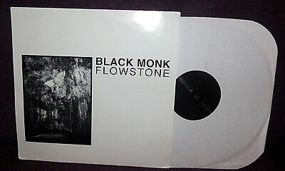 BLACK MONK Flowstone US ltd edition vinyl arbor 20 Not Not Fun Records NNF091