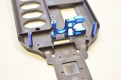 Ftx Carnage Brushless  Main Chassis Set Including Motor Mount   FTX6331