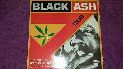 Sly And The Revolutionaries - Black Ash Dub Lp - Dub Reggae - Scientist