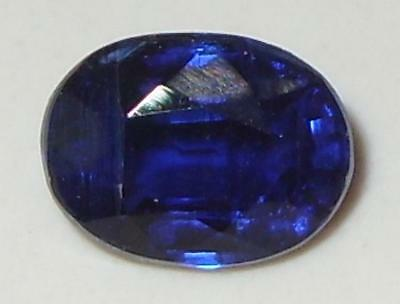 1.60ct Beautiful Top Color Nepal Blue Kyanite Oval Cut 8x6mm SPECIAL