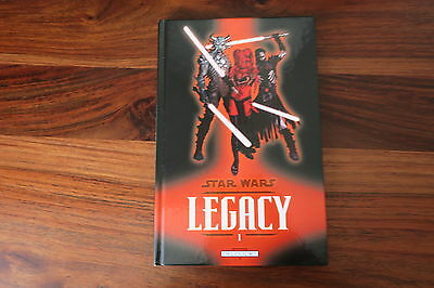 Star Wars Legacy  Tome  1       -----   Delcourt