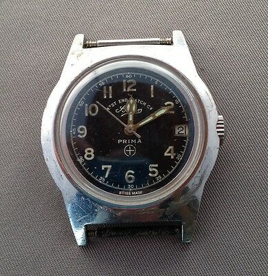 Montre militaire West End Watch Co Sowan Prima military watch