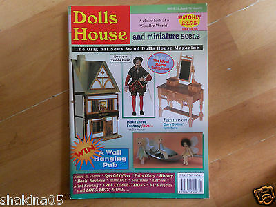 Dolls House and Miniature Scene Issue 22