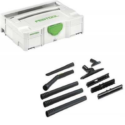 Festool 497697 Compact Cleaning Set in systainer 1 t-loc