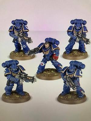 Warhammer 40,000 Space Marines Primaris 2 Intercessor Squads (10 models)