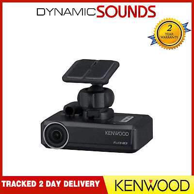 Kenwood DRV-N520 Linkage Dashboard Camera HD Colour Accident Cam with G-Sensor