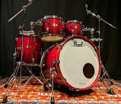 Pearl Reference 4pc Shell Pack – Scarlett Fade – Pre-owned