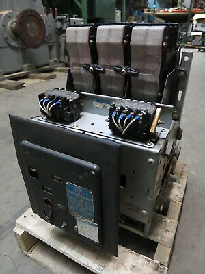 I-T-E Type K-600 600A Motor Operated Power Circuit Air Breaker BBC ITE