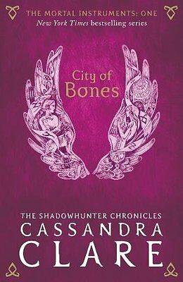 The Mortal Instruments 1: City of Bones, Clare, Cassandra, New condition, Book