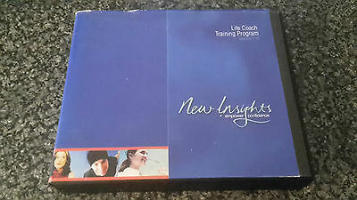 NEW INSIGHTS Empower - Confidence 7 x DVD Set Life Coach Training Program