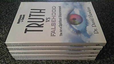 TRUTH Vs FALSEHOOD Dr David Hawkins Nightingale Conant CD & DVD Set Self Help