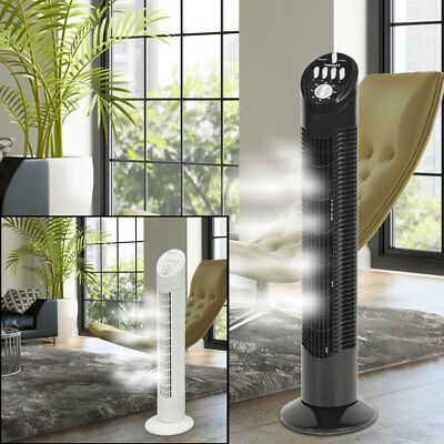 Stand Cooler Columns Tower Fan Air Conditioner Fan Timer Office Living Room