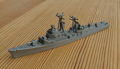 1/1250 destroyer DD-931 USS FORREST SHERMAN class ship Atlantic Mediterranean