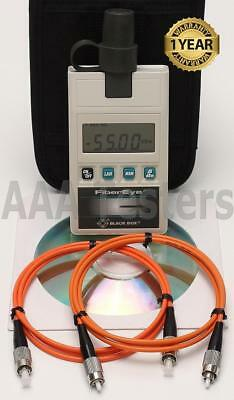 Fluke Microtest FiberEye Multimode Fiber Power Meter