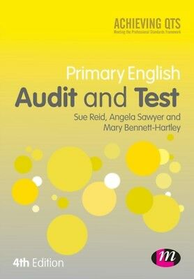 Primary English Audit and Test (Achieving QTS Series) (Paperback)...