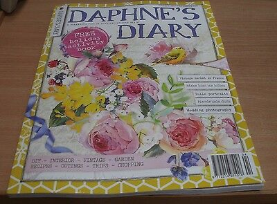 Daphne's Diary magazine #4 2017 Vintage market in France, Kiwi Ice lollies &more