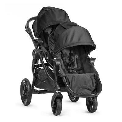 Baby Jogger City Select Double (Black) Versatile, From 6 Months