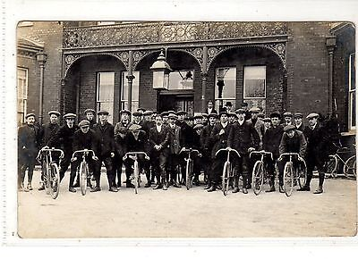 Bristol. C. Gillett, 32 Banner Road, Montpelier. Cycle Club.