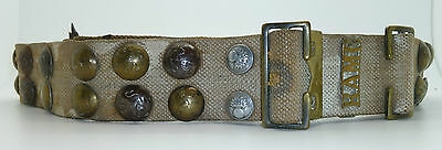 Ww1 Military Buttons - France Prussia Britain Bavaria Collected From The Front
