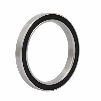 58mmx44mmx7mm 6809 Stainless Steel Double Sealed Deep Groove Ball Bearing