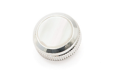 Silver Plated Finger Buttons For Sovereign Baritone Set Of 3