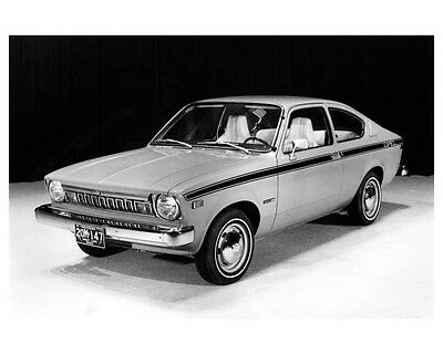 1975 Opel Two Door Coupe Factory Photo ub1323