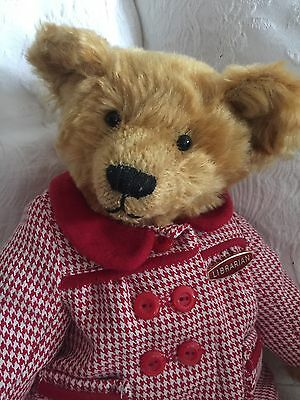 "Collectable Bell Bear ""From Whittle-le-Woods  Bears."
