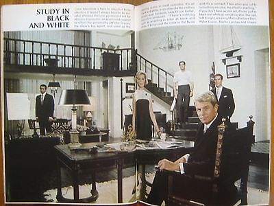 1968 TV Guide (MISSION:IMPOSSIBLE/THE HIGH CHAPARRAL/EDDY ARNOLD/LEIF  ERICKSON)