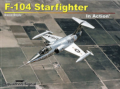 20051/ Squadron Signal - In Action 244 - F-104 Starfighter - TOPP HEFT