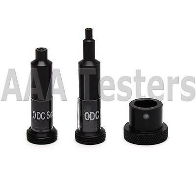 ODM AC 153 ODC Plug & Socket Adapter Tip Connector Kit For VIS 300 Probe AC-153