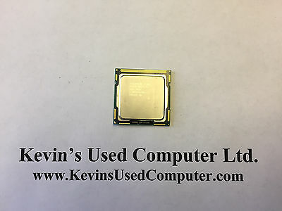 INTEL Core i5 650 3.2GHz Duo Core LGA 1156 CPU SLBLK Fully tested