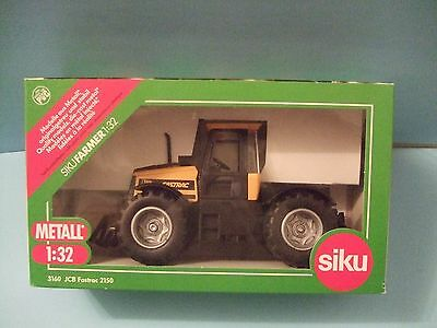 JCB FASTRAC 2150 TRACTOR #3160 scale 1/32 by Siku NEW