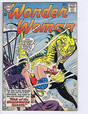 Wonder Woman #146 DC Pub 1964