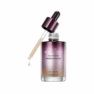 [MISSHA] Time Revolution Night Repair Borabit Ampoule 50ml