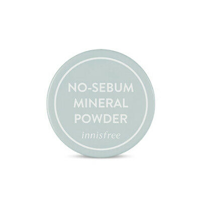 Innisfree No Sebum Mineral Powder 5g Free gifts