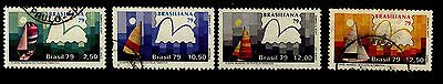 "Brazil - 1979 ""Brasiliana"" set FU"