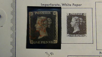 Great Britain stamp collection on Minkus pages to '90
