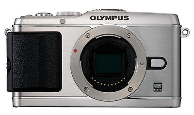 Olympus PEN E-P3 Camera Body Only - Silver
