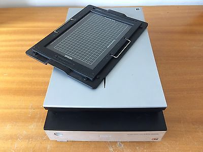 Epson Perfection V700 PHOTO Flatbed Scanner with Epson Wet Film Mount