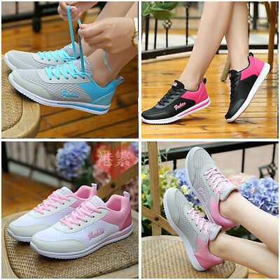 Women 's Outdoor Sports Shoes Fashion Breathable Casual Sneakers Running Shoe