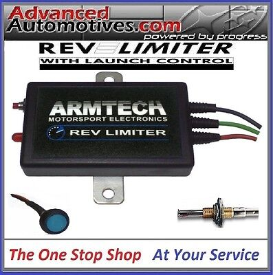 Armtech Rev Limiter With Launch Control And Full Throttle Gearshift Switches