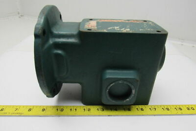 Dodge Tigear MR94751 10:1 Ratio 1.70hp Left-Hand Worm Gear Box Speed Reducer 56C