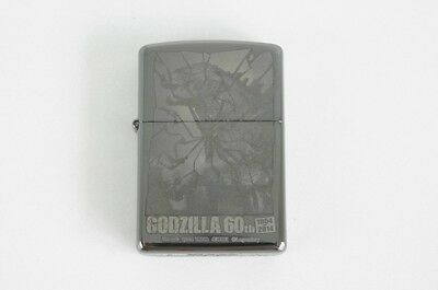 ZIPPO LIGHTER - 2014 GODZILLA 60 th. ANNIVERSARY A - JAPAN