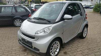 Smart fortwo coupe -Klimaanlage-EURO 4-Panorama Dach