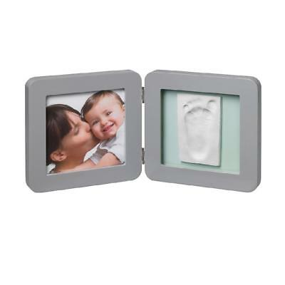 Baby Art My Baby Touch Frame (Grey) 1-piece - includes a casting kit