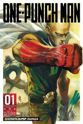 One-Punch Man: Volume 1 by ONE 9781421585642 (Paperback, 2015)
