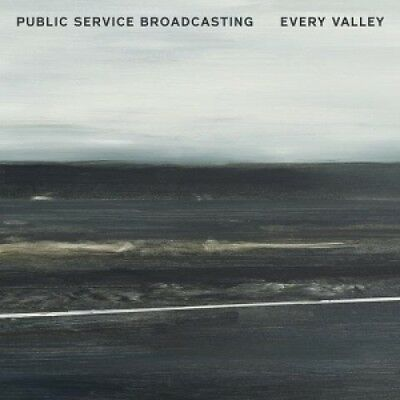 Public Service Broadcasting Every Valley Presale New Ltd Clear Vinyl Lp Out 7/7
