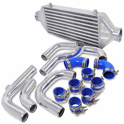 Alloy Front Mount Intercooler Fmic Kit For Audi A3 1.9 Tdi 90 100 110 130 Bhp